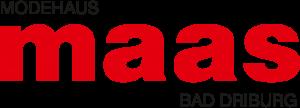 Maas Logos_rot Bad Driburg